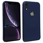 Avizar Coque Bleu Nuit pour Apple iPhone XR