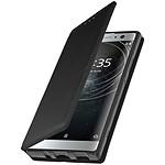 Avizar Etui folio Noir pour Sony Xperia XA2