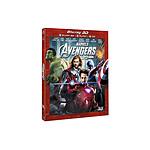 Avengers [Combo Blu-Ray, Blu-Ray 3D]