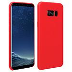 Avizar Coque Rouge pour Samsung Galaxy S8 Plus