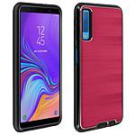 Avizar Coque Rouge pour Samsung Galaxy A7 2018