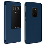 Avizar Etui folio Bleu Nuit pour Huawei Mate 20