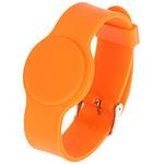 Atlo Bracelet Rfid Couleur Orange Compatible Mifare 13.56mhz ATO_707MO
