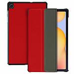 Avizar Etui folio Rouge pour Samsung Galaxy Tab S6 Lite