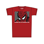 Marvel - T-Shirt Extraordinary Power Spider-Man - Taille XL