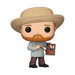 Vincent van Gogh - Figurine POP! Vincent van Gogh 9 cm