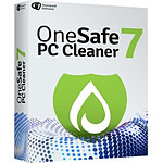 OneSafe PC Cleaner 7 - Licence 1 an - 1 poste - A télécharger