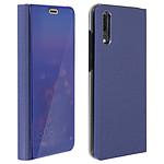 Avizar Etui folio Bleu Nuit pour Huawei P20