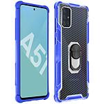 Avizar Coque Bleu pour Samsung Galaxy A51