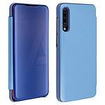 Avizar Etui folio Bleu pour Samsung Galaxy A70