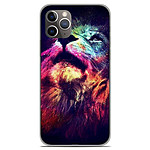 1001 Coques Coque silicone gel Apple iPhone 11 Pro motif Lion swag