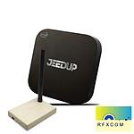 Wizelec Box Domotique Jeedup Version Rfxcom (powered By Jeedom) JEEDUP_RFX