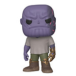 Avengers: Endgame - Figurine POP! Casual Thanos w/Gauntlet 9 cm