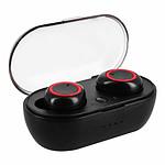 Avizar Ecouteurs sans-fil Noir pour Tous les appareils équipés de la fonction Bluetooth