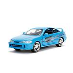 Fast & Furious 8 - Réplique 1/24 métal Mia's Honda Integra Type R 1995