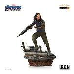Avengers : Endgame - Statuette BDS Art Scale 1/10 Winter Soldier 21 cm