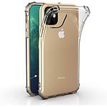 MW Coque Air Cushion pour iPhone 11 - Transparent