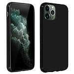 Avizar Coque Noir pour Apple iPhone 11 Pro