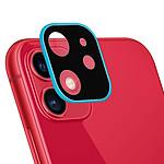 Avizar Film Caméra Bleu pour Apple iPhone 11