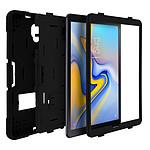 Avizar Coque Noir pour Samsung Galaxy Tab S4 10.5