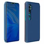 Avizar Etui folio Bleu pour Xiaomi Mi Note 10 , Xiaomi Mi Note 10 Pro