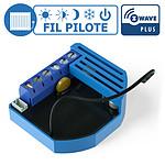 Qubino Module Fil Pilote Encastrable Z-wave Plus - Qubino QUB_ZMNHJD1