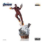 Marvel Avengers : Endgame - Statuette BDS Art Scale 1/10 Star-Lord 31 cm