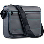 BE.EZ  sac LE Reporter Macbook Air 11 Grey/ Lagoon