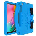 Avizar Coque Bleu pour Samsung Galaxy Tab A 10.1 2019