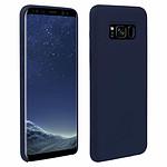 Avizar Coque Bleu Nuit pour Samsung Galaxy S8