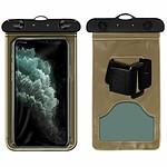Avizar Brassard sport Noir pour Tous les smartphones ayant une dimension maximale de 100 x 170 mm