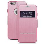 MOSHI  Etui SENSECOVER iPhone 6 Plus Rose