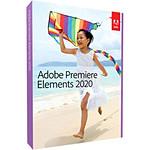Adobe Premiere Elements 2020 - Licence perpétuelle - 2 postes - A télécharger