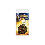 Avengers Infinity War - Porte-clés Avengers Symbol 6 cm