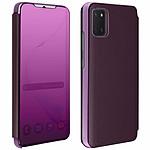 Avizar Etui folio Violet pour Samsung Galaxy Note 10 Lite
