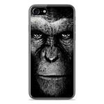 1001 Coques Coque silicone gel Apple IPhone 8 motif Singe