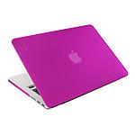 ARTWIZZ Coque RUBBER CLIP pour Macbook Pro Retina 13  Violet