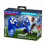 Subsonic Pro4 wired controller Football pour PS4