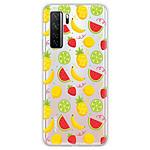 1001 Coques Coque silicone gel Huawei P40 Lite 5G motif Fruits tropicaux