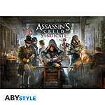 Assassin's Creed -  Poster Ac Syndicate Jaquette (98 X 68 Cm)