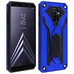 Avizar Coque Bleu Série Phantom pour Samsung Galaxy A6 Plus
