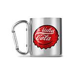 Fallout - Mug Carabiner Nuka Cola