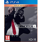 Hitman 2 Gold Edition (PS4)