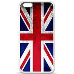 1001 Coques Coque silicone gel Apple iPhone 6 Plus / 6S Plus motif Drapeau Angleterre