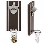 Magnet décapsuleur panier de basket