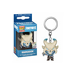 Fortnite - Porte-clés Pocket POP! Ragnarok 4 cm