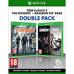 Compil Rainbow Six Siege et The Division (XBOX ONE)