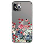 1001 Coques Coque silicone gel Apple iPhone 11 Pro motif Printemps en fleurs
