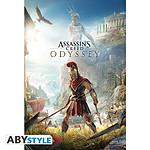 Assassin's Creed -  Poster Odyssey Keyart (91,5 X 61 Cm)
