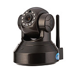 YONIS Mini caméra IP Noir Y-3217